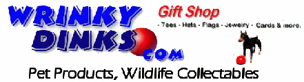 shop for pet gifts anc collectables
